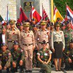 จันทบุรีจัดงาน วันทหารผ่านศึก ประจำปี 2563