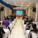 โยธาธิการและผังเมืองจัดการประชุมการ วางผังนโยบายระดับภาค