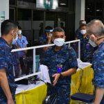 ผู้บัญชาการทหารอากาศตรวจความพร้อม ศูนย์บริการวัคซีนกองทัพอากาศ ก่อนเปิดให้บริการ
